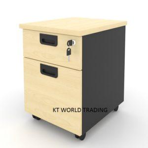 mobile pedestal kt-gm2 office furniture malaysia selangor klang valley shah alam kuala lumpur
