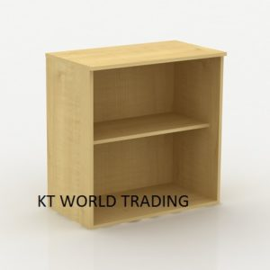 open-shelf-cabinet-full-maple-color OFFICE FURNITURE MALAYSIA SELANGOR SHAH ALAM KUALA LUMPUR KLANG VALLEY