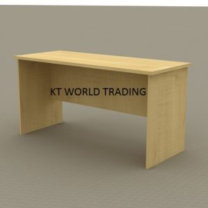 rectangular-table-with-full-maple-color office table office furniture malaysia selangor shah alam kuala lumpur