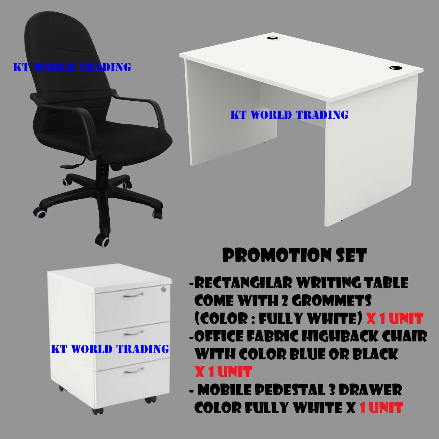 Office Furniture Office Chair Office Table Writing Table