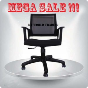 OFFICE MESH CHAIR OFFICE CHAIR OFFICE FURNITURE MALAYSIA SELANGOR KLANG VALLEY SHAH ALAM KUALA LUMPUR