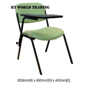 STUDY CHAIR WITH TABLE KT-E8000B school chair office furniture malaysia selangor klang valley shah alam kuala lumpur