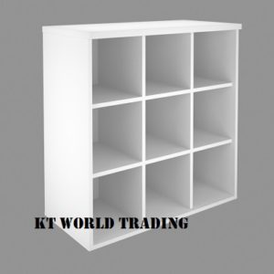 KT-PH PIGEON HOLE CABINET WITH COLOR FULLY WHITE office furniture malaysia selangor kuala lumpur shah alam klang valley