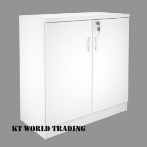 KT-SW SWINGING DOOR CABINET COLOR FULLY WHITE office furniture malaysia selangor kuala lumpur shah alam klang valley