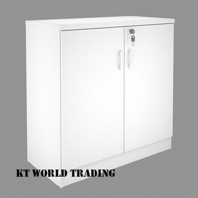 KT-SW SWINGING DOOR CABINET COLOR FULLY WHITE office furniture malaysia selangor kuala lumpur shah alam klang valley