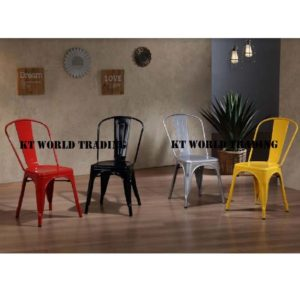 kt-861C-R-BL-SV-YE RESTAURANT CHAIR office furniture malaysia selangor kuala lumpur shah alam klang valley