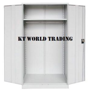 F.H WARDROBE WITH STEEL SWINGING DOOR CW 1 SHELVES(TOP) & 1 H.BAR(BTM) S199 steel furniture office furniture malaysia selangor shah alam kuala lumpur petaling jaya