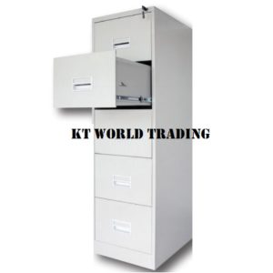 FILING CABINET WITH RECESS HANDLE CW BALL BEARING SLIDE 5 DRAWER office furniture malaysia selangor shah alam kuala lumpur klang valley