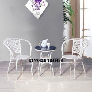 GARDENT SET KT-8862C+T  outdoor furniture malaysia selangor kuala lumpur shah alam