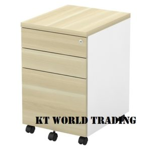 kt-s2d1f (E) MOBILE PEDESTAL 2D1F OFFICE FURNITURE MALAYSIA SELANGOR SHAH ALAM KUALA LUMPUR KLANG VALLEY