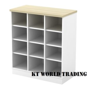 KT-BP9 PIGEON HOLE LOW CABINET OFFICE FURNITURE MALAYSIA SELANGOR SHAH ALAM KUALA LUMPUR KLANG VALLEY