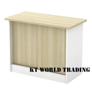 KT-BSS SLIDING DOOR SIDE CABINET  OFFICE FURNITURE MALAYSIA SELANGOR SHAH ALAM KUALA LUMPUR KLANG VALLEY