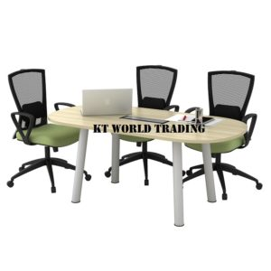 KT-BO18F OVAL CONFERENCE TABLE (INCLUDED YC400 1 UNIT) OFFICE FURNITURE MALAYSIA SELANGOR SHAH ALAM KUALA LUMPUR KLANG VALLEY