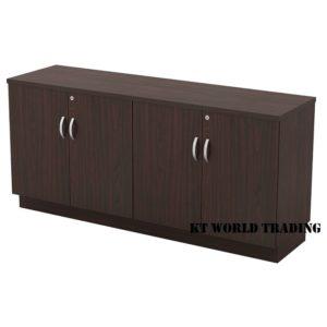 KT-EDD750 DUAL SWINGING DOOR LOW CABINET office furniture malaysia selangor kuala lumpur shah alam klang valley