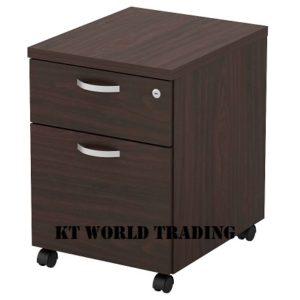 KT-EX2 MOBILE PEDESTAL 1D1F office furniture malaysia selangor kuala lumpur shah alam klang valley