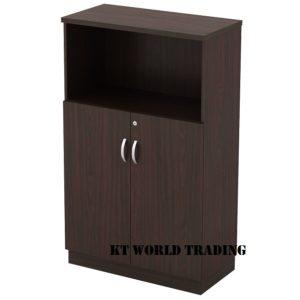 KT-EMOD13 SEMI SWINGING DOOR MEDIUM CABINET office furniture malaysia selangor kuala lumpur shah alam klang valley