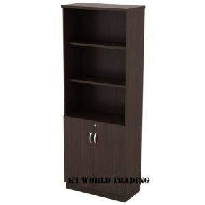 KT-EHOD21 SEMI SWINGING DOOR HIGH CABINET office furniture malaysia selangor kuala lumpur shah alam klang valley
