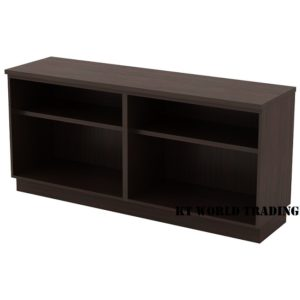 KT-EOO750 DUAL OPEN SHELF LOW CABINET office furniture malaysia selangor kuala lumpur shah alam klang valley