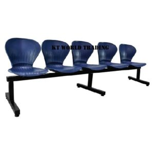 KT-660-5 5 seater link chair office furniture malaysia selangor kuala lumpur shah alam klang valley