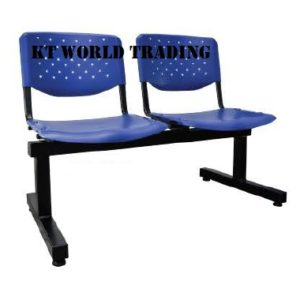 KT-670-2 2 seater link chair office furniture malaysia selangor kuala lumpur shah alam klang valley