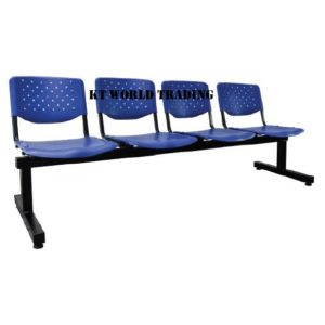 KT-670-4 4 seater link chair office furniture malaysia selangor kuala lumpur shah alam klang valley