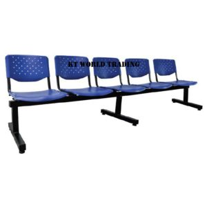 KT-670-5 5 seater link chair office furniture malaysia selangor kuala lumpur shah alam klang valley