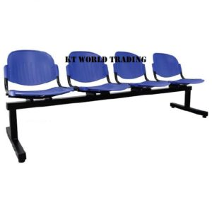 KT-680-4 4 seater link chair office furniture malaysia selangor kuala lumpur shah alam klang valley