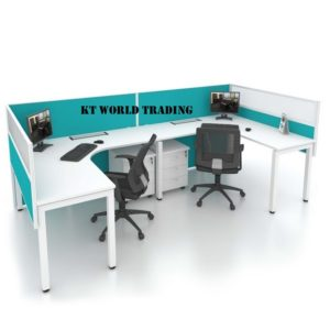 KT-PW20 office partition workstation office furniture malaysia selangor shah alam kuala lumpur klang valley