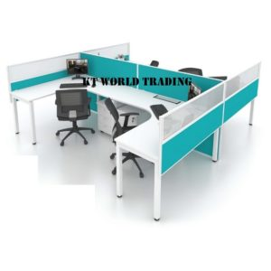 KT-PW21 office partition workstation office furniture malaysia selangor shah alam kuala lumpur klang valley