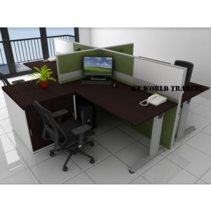 KT-PW26A office partition workstation office furniture malaysia selangor shah alam kuala lumpur klang valley