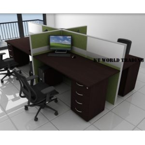 KT-PW26B office partition workstation office furniture malaysia selangor shah alam kuala lumpur klang valley