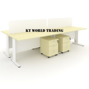 KT-PW11A(J) office partition workstation office furniture Malaysia shah alam kuala lumpur klang valley