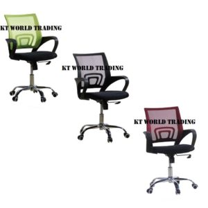 KT-PMC2028 OFFICE LOWBACK CHAIR office furniture malaysia selangor shah alam kuala lumpur klang valley