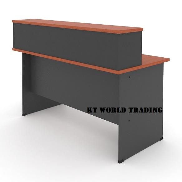 Reception Counter Reception Desks office furniture kuala lumpur shah alam klang valley