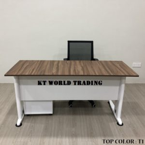 RECTANGULAR OFFICE TABLE SET COLOR T1 office furniture malaysia kuala lumpur shah alam kalng valley