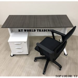 RECTANGULAR OFFICE TABLE SET COLOR T2 INSIDE VIEW office furniture malaysia kuala lumpur shah alam klang valley