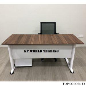 RECTANGULAR OFFICE TABLE SET COLOR T3 office furniture malaysia kuala lumpur shah alam klang valley