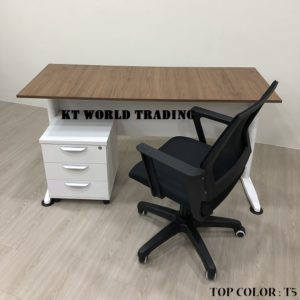 RECTANGULAR OFFICE TABLE SET COLOR T5 INSIDE VIEW office furniture malaysia kuala lumpur shah alam klang valley